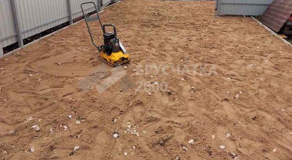 Укладка тротуарной плитки под ключ в Туле