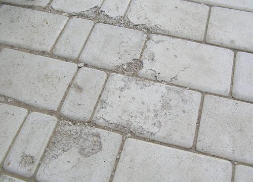 Проблемы при изготовлении тротуарной плитки своими руками